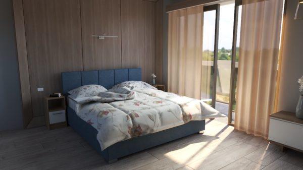 Bellagio-Krevet